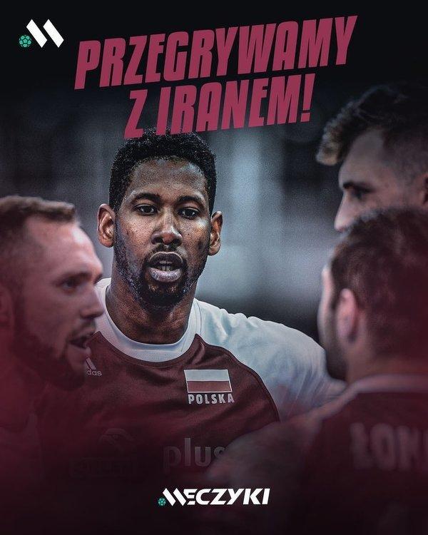 Polska przegrywa pierwszy mecz na IO